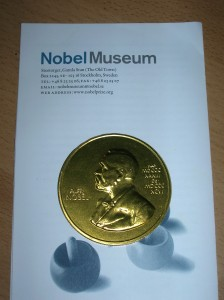 yes, you too can have a Nobel prize